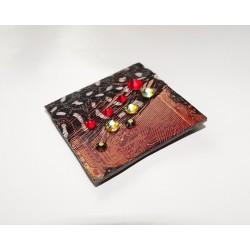 Libertine18100 - bijou fantaisie aimanté - circuit imprimé cuivré