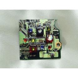 Insolente 13050 - bijou fantaisie broche - circuit imprimé vert