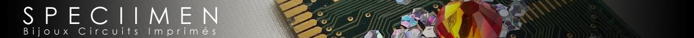 speciimen bijoux circuits imprimés